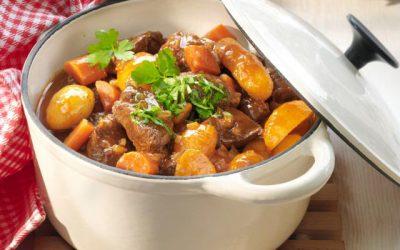 De winterklassieker; een heerlijke zelfgemaakte stoofpot