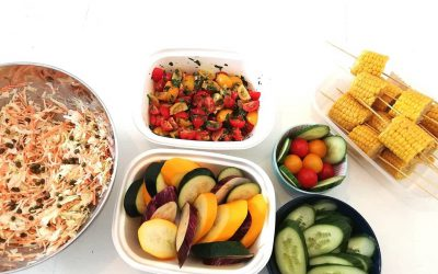 BBQ groente tips